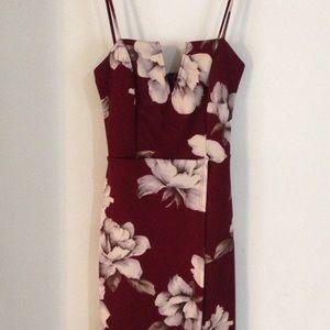 Charlotte Russe Dress, size XS